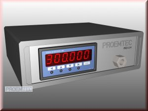 Bild von digitales Anzeigegerät PRO 0,4 Blutdruckkalibrator