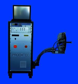 Bild von Prüfeinrichtung Druckpulsation mit Gasen