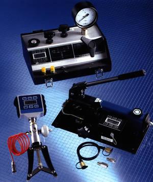 Bild von Mobile Druckkalibratoren PRO MH 350 / 700 und 2800